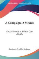 A Campaign in Mexico af Benjamin Franklin Scribner