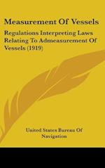 Measurement of Vessels af United States Bureau of Navigation, United States Bureau of Navigation