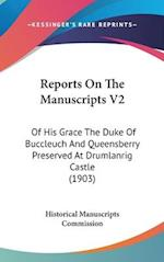 Reports on the Manuscripts V2 af Historical Manuscripts Commission, Manus Historical Manuscripts Commission