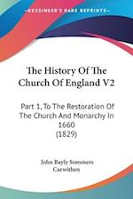 The History of the Church of England V2