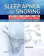 Sleep Apnea and Snoring af Michael Friedman