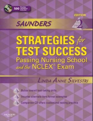 Saunders Strategies for Test Success af Linda Anne Silvestri, Angela Silvestri