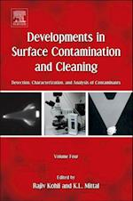 Developments in Surface Contamination and Cleaning - Vol 4 af Rajiv Kohli
