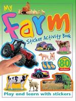 My Farm (My Sticker Activity Books)