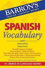 Mastering Spanish Vocabulary (Barron's Vocabulary)