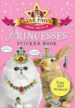 Princesses Sticker Book (Star Paws Animal Dress Up)