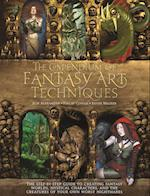 The Compendium of Fantasy Art Techniques af Kevin Walker, Rob Alexander, Finlay Cowan