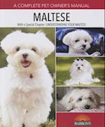 Maltese (A Complete Pet Owner's Manual)