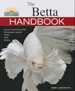 The Betta Handbook (Barron's Pet Handbooks)