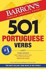 501 Portuguese Verbs (501Series)