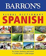 Barron's Visual Dictionary Spanish (Barrons Visual Dictionaries)