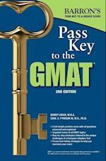 Barron's Pass Key to the GMAT (Barron's Pass Key the GMAT)