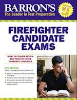 Barron's Firefighter Candidate Exams (BARRON'S FIREFIGHTER EXAMS)