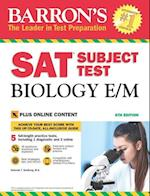 Barron's SAT Subject Test Biology E/M (SAT Subject Test Biology E/M)