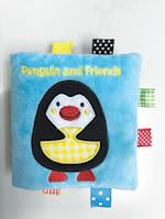 Penguin and Friends (Friends Cloth Books)
