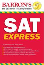 Barron's SAT Express