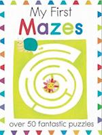 My First Mazes (My First Activity Books)