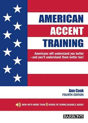 American Accent Training with Downloadable Audio