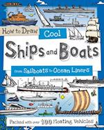 How to Draw Cool Ships and Boats (How to Draw)