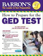 How to Prepare for the Ged Test (Barron's GED (Book & CD-Rom))