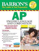 Barron's AP English Language and Composition + Online