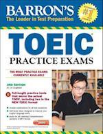 Barron's TOEIC Practice Exams (Barron's TOEIC)