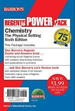 Chemistry Power Pack (Regents Power Packs)