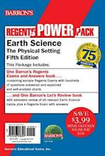Earth Science Power Pack (BARRON'S REVIEW COURSE)