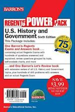 Let's Review U.S. History and Government 6th Ed. / Barron's Regents Exams and Answers Power Pack (Regents Power Packs)