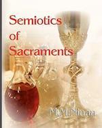 Semiotics of Sacraments af Prof M. M. Ninan