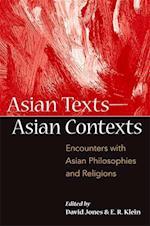 Asian Texts - Asian Contexts