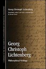 Georg Christoph Lichtenberg af Georg Christoph Lichtenberg