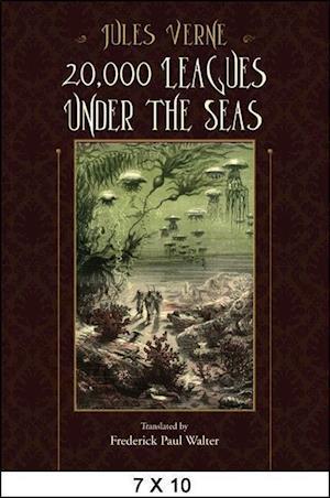 Bog paperback 20000 Leagues Under the Seas af Jules Verne