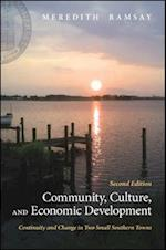 Community, Culture, and Economic Development