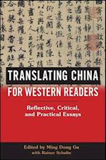 Translating China for Western Readers (Suny Series in Chinese Philosophy and Culture)