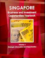 Singapore Business and Investment Opportunities Yearbook af USA International Business Publications