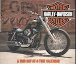 Harley-Davidson Motor Cycles 2018 Calendar af Trends International