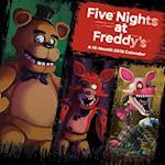 Five Nights at Freddy's 2018 Mini Wall