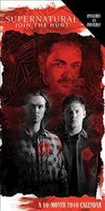 Supernatural 2018 Poster Calendar