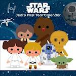 Star Wars Jedi's First Year Calendar