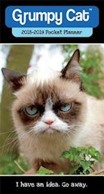 Grumpy Cat 2018-2019 Pocket Planner