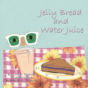 Jelly Bread and Water Juice