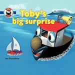 Toby's Big Surprise af Leo Donaldson