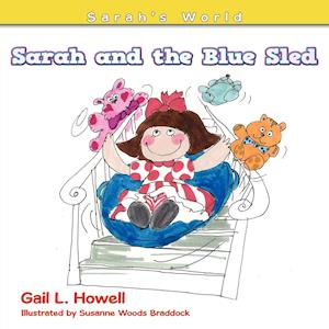 Sarah and the Blue Sled