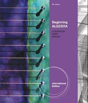 Beginning Algebra, International Edition