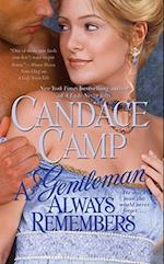 A Gentleman Always Remembers af Candace Camp