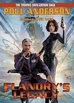 Flandry's Legacy af Poul Anderson, Hank Davis