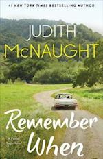 Remember When af Judith McNaught