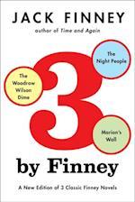 Three By Finney af Jack Finney