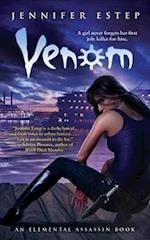 Venom af Jennifer Estep